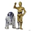 Kotobukiya Set 2 bábus C-3PO & R2-D2 Star Wars ARTFX+ gyerek