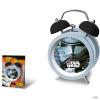 Kids Euroswan óra ébresztőóra Star Wars Stormtrooper 12cm gyerek
