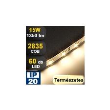 LED szalag beltéri (2835-060-FN) - természetes fehér világítási kellék