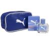 Puma Flowing Man Gift Set ( 40ml EDT + Kozmetikai táska) férfi