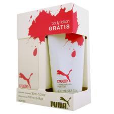 Puma Create for Woman Gift Set ( 30ml EDT + 100ml Testápoló ) nõi kozmetikai ajándékcsomag