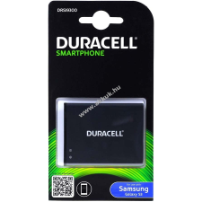 DURACELL akku Samsung SCH- i939 (Prémium termék) pda akkumulátor