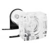 AlphaCool Eisbecher D5 150mm Plexi