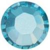 SW kristály, Aquamarini 202 SS10 20db