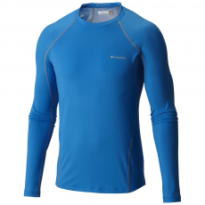 Columbia 1638591 Midweight Stretch LS Top Sport aláöltöző D (AM6323-n_431-Hyper Blue)