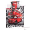 London mintás ágyneműhuzat garnitúra