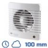 Ventilátor, Silenta-MTH (100 mm) időkapcsolós, páraérzékelős