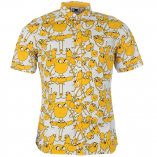Character All Over Print férfi ing - Adventure Time
