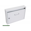 G21 postaláda panelházakba 320x240x60mm fehér, lyukak nélkül