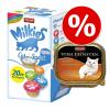 Animonda Vom Feinsten 32 x 100 g Animonda vom Feinsten + 20 x 15 g Milkies - Multi-húskoktél
