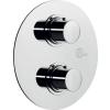 Sapho Rhapsody falba süllyesztett termosztatikus zuhanycsaptelep Cikkszám: GO52163
