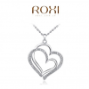ROXI Szívpár nyaklánc