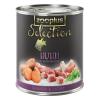Zooplus Selection Senior & Light csirke - 6 x 400 g