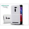 Asus Asus ZenFone 2 (ZE500CL) hátlap képernyővédő fóliával - Nillkin Frosted Shield - fehér