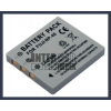 Pentax Optio E65 3.7V 1200mAh utángyártott Lithium-Ion kamera/fényképezőgép akku/akkumulátor