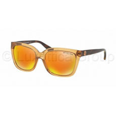 MICHAEL KORS MK6016 30516Q SANDESTIN GLOSSY BROWN TORTOISE ORANGE MIRROR napszemüveg