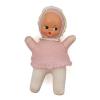 Rózsaszín cuki lencsibaba