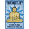 Buddha, nyugalom poszter
