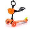 Meteor Three Wheel 2in1 roller - Orange sportjáték