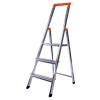 KRAUSE 126214 Monto Solidy lépcsőfokos állólétra (3 fokos)