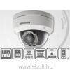 Hikvision DS-2CD2142FWD-IS IP Dome kamera, kültéri,4MP, 2,8mm, H264+, IP66, IR30m,D&N(ICR), WDR,3DNR, PoE,SD, I/O, audio