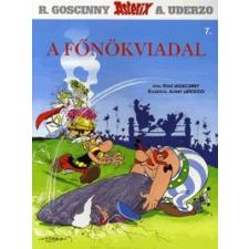 Móra Kiadó René Goscinny - Albert Uderzo: A főnökviadal - Asterix 7. - Képregény gyermek- és ifjúsági könyv