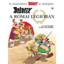 Móra Kiadó René Goscinny: Asterix a római légióban - Asterix 10. - Képregény irodalom