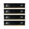 Team Group Elite Plus Series, DDR4-2400, CL16 - 16 GB Kit - fekete