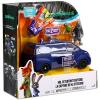 Zootropolis Állati nagy balhé járművek - kék kisteherautó