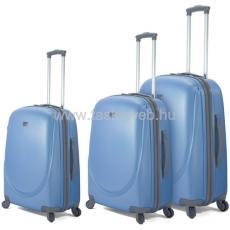 BENZI-BOSSANA-GLADIATOR Bossana négykerekű közepes bőrönd 60 cm BOS-1321