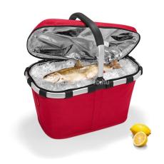 Reisenthel CARRYBAG-ISO piros bevásárlókosár fazonú hűtőtáska BT3004