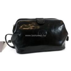 RIALTO fekete bőr piperetartó TARW181892A/MO-03
