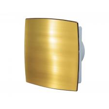 Vents Hungary Vents 125 LDTH AUTO Automata zsaluval és zárt előlappal (arany) Időkapcsolóval és Páraérzékelővel hűtés, fűtés szerelvény