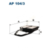 Filtron AP104/3 Filtron levegőszűrő