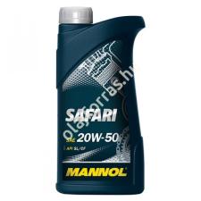 Mannol Safari 20W-50 1L motorolaj
