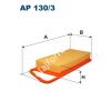 Filtron AP130/3 Filtron levegőszűrő