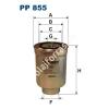 Filtron PP855 Filtron üzemanyagszűrő