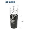 Filtron OP620/2 Filron olajszűrő