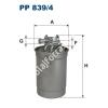 Filtron PP839/4 Filtron üzemanyagszűrő