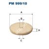 Filtron PM999/10 Filtron üzemanyagszűrő