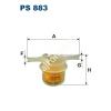 Filtron PP883 Filtron üzemanyagszűrő