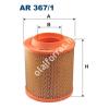 Filtron AR367/1 Filtron levegőszűrő