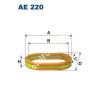 Filtron AE220 Filtron levegőszűrő