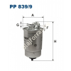 Filtron PP839/9 Filtron üzemanyagszűrő