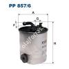 Filtron PP857/6 Filtron üzemanyagszűrő