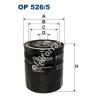 Filtron OP526/5 Filron olajszűrő