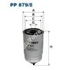 Filtron PP879/5 Filtron üzemanyagszűrő