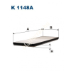 Filtron K1148A Filtron pollenszűrő