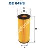 Filtron OE649/8 Filron olajszűrő