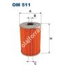 Filtron OM511 Filron olajszűrő